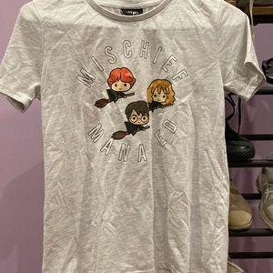 Harry Potter Girls Pyjama Shirt